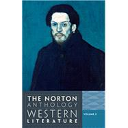 The Norton Anthology of Western Literature 9th Edition Volume 1 W/Epic Of Gilgamesh by Lawall, Sarah; Foster, 9780393274554