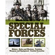 Special Forces by Parragon Books, 9781474804554