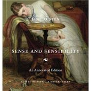 Sense and Sensibility by Austen, Jane; Spacks, Patricia Meyer, 9780674724556