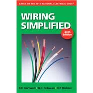 Wiring Simplified by Hartwell, Frederic P.; Schwan, W. Creighton; Richter, H. P., 9780979294556