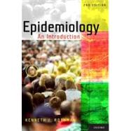 Epidemiology An Introduction by Rothman, Kenneth J., 9780199754557