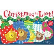 Christmas at Last! by Hearn, Sam; Dann, Penny, 9780545794558