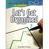 Let's Get Organized by Elliott, Cathy, 9780756964559