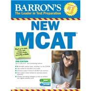 Barron's New MCAT (Book with CD-ROM) by Cutts, Jay, 9781438074559