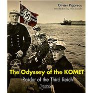 The Odyssey of the Komet by Pigoreau, Olivier, 9782352504559