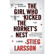 The Girl Who Kicked the Hornet's Nest by LARSSON, STIEG, 9780307454560
