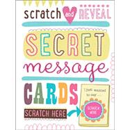 Scratch and See Secret Message Cards by Make Believe Ideas, 9781783934560
