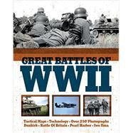 Great Battles of Wwii by Parragon Books, 9781474804561