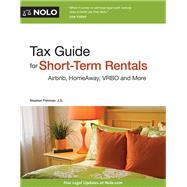 Tax Guide for Short-term Rentals by Fishman, Stephen, 9781413324563