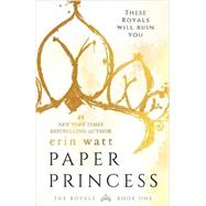 Paper Princess by Watt, Erin, 9781682304563