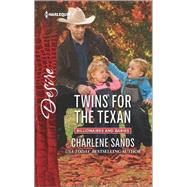 Twins for the Texan by Sands, Charlene, 9780373734566
