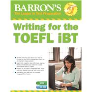 Barron's Writing for the TOEFL iBT by Lougheed, Lin, 9781438074566
