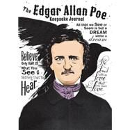 The Edgar Allan Poe Keepsake Journal by Poe, Edgar Allan, 9781937994570