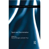 Sport and Discrimination by Kilvington; Daniel, 9781138194571