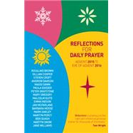 Reflections for Daily Prayer by Brown, Rosalind; Cooper, Gillian; Croft, Steven; Davison, Andrew; Dawn, Maggi, 9780715144572