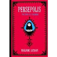 Persepolis : The Story of a Childhood by SATRAPI, MARJANE, 9780375714573