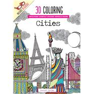 3D Coloring Cities by Segal, Emma, 9781626864573