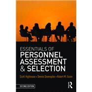 Essentials of Personnel Assessment and Selection by Highhouse; Scott, 9781138914575