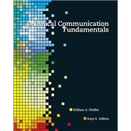 Technical Communication Fundamentals by Pfeiffer, William S.; Adkins, Kaye A., 9780132374576