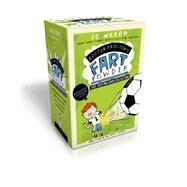 Doctor Proctor's Fart Powder The Tooting Good Collection Doctor Proctor's Fart Powder; Bubble in the Bathtub; Who Cut the Cheese?; The Magical Fruit (includes whoopee cushion!) by Nesbo, Jo; Lowery, Mike, 9781481444576