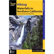 Hiking Waterfalls in Northern California by Salcedo-Chourre, Tracy, 9780762794577