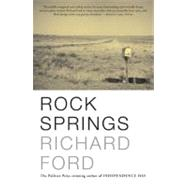 Rock Springs by Ford, Richard, 9780802144577