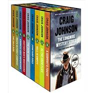 The Walt Longmire Mystery Series Boxed Set Volumes 1-9 The First Nine Novels by Johnson, Craig, 9780147514578