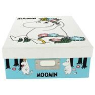 Moomin Storage Box by Unknown, 9781454924579