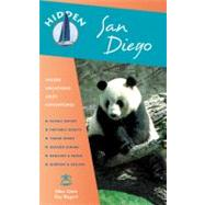 Hidden San Diego Including La Jolla, the Zoo, San Diego County Beaches, and Tijuana by Clark, Ellen; Riegert, Ray, 9781569754580