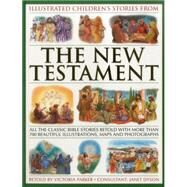 Illustrated Children's Stories from the New Testament by Parker, Victoria (RTL), 9781861474582