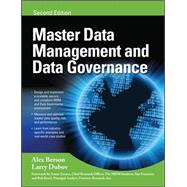 Master Data Management And Data Governance, 2/E by Berson, 9780071744584