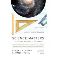 Science Matters by HAZEN, ROBERT M.TREFIL, JAMES, 9780307454584