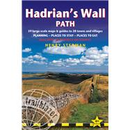 Hadrian's Wall Path, 4th British Walking Guide: planning, places to stay, places to eat; includes 59 large-scale walking maps by Stedman, Henry, 9781905864584