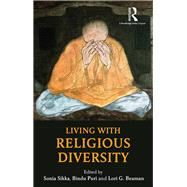 Living with Religious Diversity by Sikka; Sonia, 9781138944589