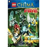 LEGO Legends of Chima #6: Playing With Fire! by Grotholt, Yannick; Comicon, 9781629914589