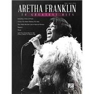 Aretha Franklin: 20 Greatest Hits by Franklin, Aretha (CRT), 9781480384590