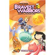 Bravest Warriors Vol. 4 by Ward, Pendleton; Holmes, Mike, 9781608864591
