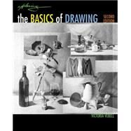 Exploring the Basics of Drawing (with CourseMate Printed Access Card) by Vebell, Victoria, 9781285184593