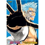 Bleach (3-in-1 Edition), Vol. 8 Includes vols. 22, 23 & 24 by Kubo, Tite, 9781421564593