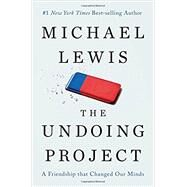 The Undoing Project by Lewis, Michael, 9780393254594