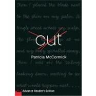 Cut by McCormick, Patricia, 9780439324595