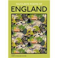 Favourite Poems of England by Hunter, Jane McMorland, 9781849944595