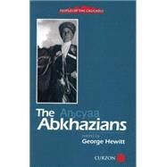 The Abkhazians: A Handbook by Hewitt,George, 9781138874596
