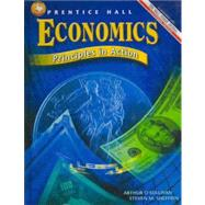 Economics: Principles in Action by O'Sullivan, Sheffrin, 9780130634597