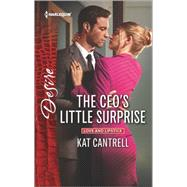 The CEO's Little Surprise by Cantrell, Kat, 9780373734597