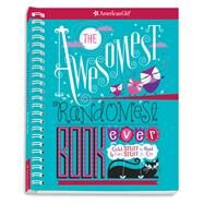 The Awesomest, Randomest Book Ever by Beaumont, Mary Richards; Peterson, Stacy, 9781609584597