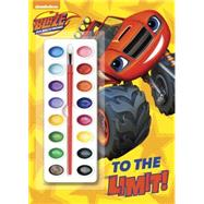 To the Limit! (Blaze and the Monster Machines) by GOLDEN BOOKSHECHTENKOPF, OMAR, 9780553524598