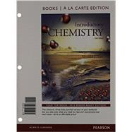 Introductory Chemistry, Books a la Carte Plus MasteringChemistry with eText -- Access Card Package by Tro, Nivaldo J., 9780321934604
