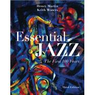 Essential Jazz (Book Only) by Martin, Henry; Waters, Keith, 9781133964605