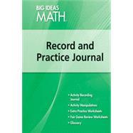 Big Ideas Math, Course 1 by Holt Mcdougal, 9781608404605